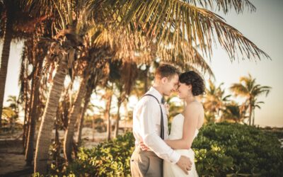 Wedding photos at Excellence Playa Mujeres, Cancun