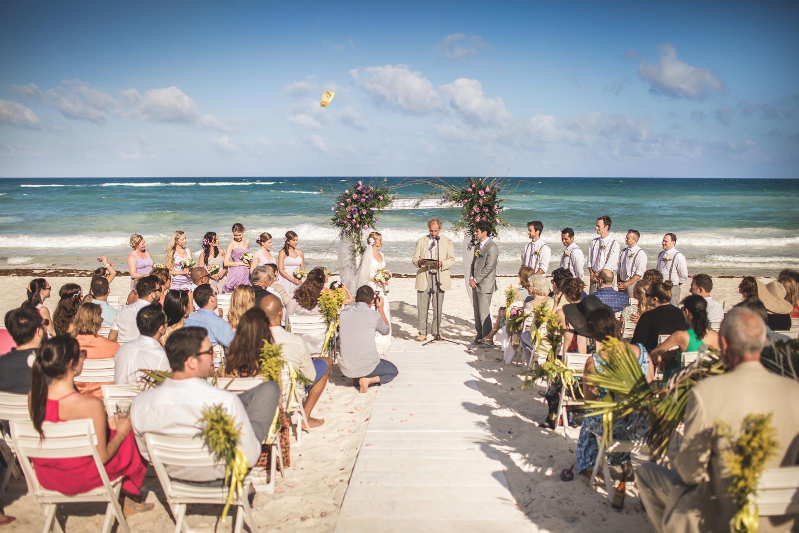 036 Wedding Akiin Beach Tulum
