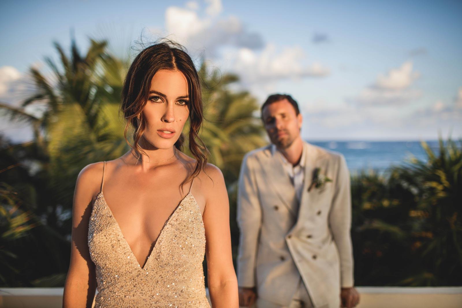 Wedding at Mahayana Tulum Beach Homes