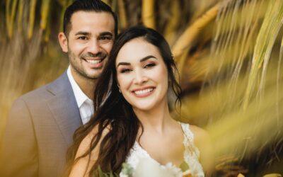 Wedding photos at Coco Limited & Akiin Tulum
