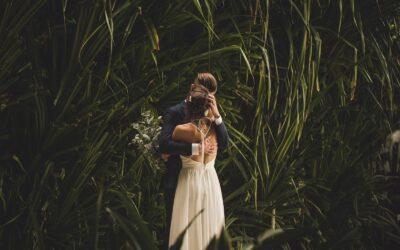 Wedding photos at Zama & Punta Sur, Isla Mujeres