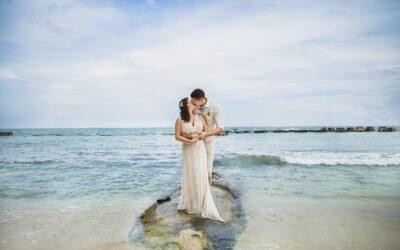 Wedding photos at Generations Riviera Maya, Cancun